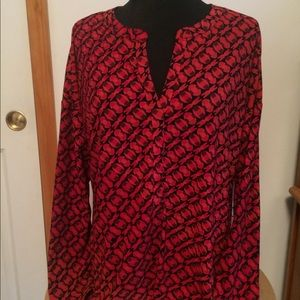 NWT Dana Buchman blouse